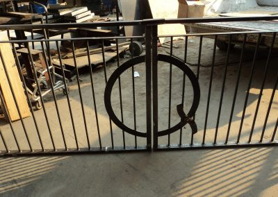 Custom Welded Gate