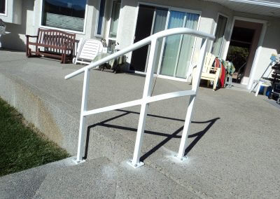 Welding Hand Rails