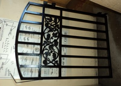 Custom Welded Front Gate